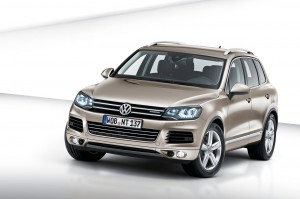 01 2011 vw touareg press1 300x199 Leave it to the Germans to be logical